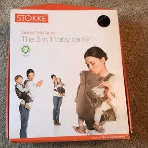 Stokke (birth to three years) baby/toddler carrier